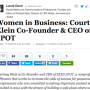 HUFFINGTON POST SPOTLIGHT ON OUR CEO